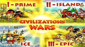 Civilizations Wars Master Edition | Online hra zdarma | Superhry.cz