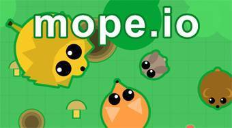 Mope.io | Online hra zdarma | Superhry.cz