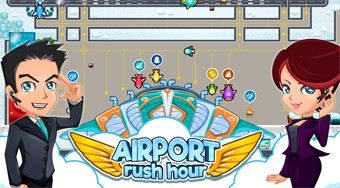 Airport Rush Hour | Online hra zdarma | Superhry.cz