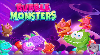 Bubble Monsters | Online hra zdarma | Superhry.cz