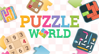 Puzzle World | Online hra zdarma | Superhry.cz