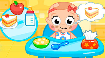 Little Baby Care | Online hra zdarma | Superhry.cz