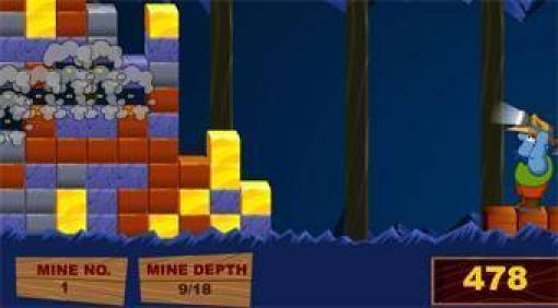 Gold Miner Online hra zdarma