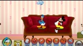 Mickey And Friends in Pillow Fight | Online hra zdarma | Superhry.cz