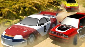 Super Rally Challenge | Online hra zdarma | Superhry.cz