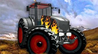 Tractor Mania | Online hra zdarma | Superhry.cz