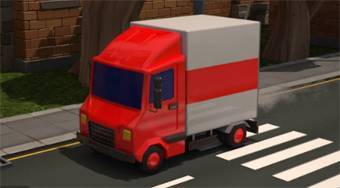 Toon 3D Delivery Rush | Online hra zdarma | Superhry.cz
