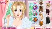 Princess Wedding Makeover