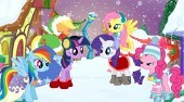 My Little Ponny Winter Fashion