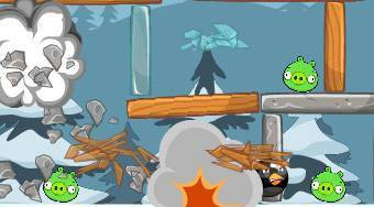 Shelling Bad Piggies