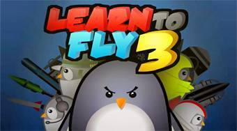 Learn to Fly 3 | Online hra zdarma | Superhry.cz