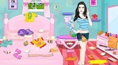 Kendall Jenner Room Clean Up