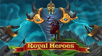 Royal Heroes | Online hra zdarma | Superhry.cz