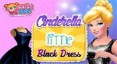 Cinderella Little Black Dress