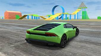 Madalin Stunt Cars 2 | Online hra zdarma | Superhry.cz
