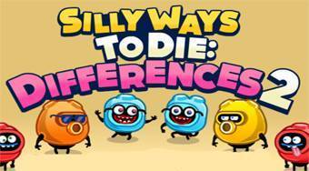 Silly Ways to Die: Differences 2 | Online hra zdarma | Superhry.cz