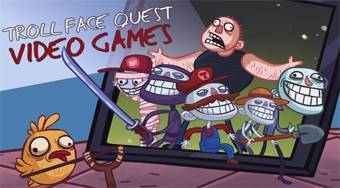 Trollface Quest: Video Games | Online hra zdarma | Superhry.cz