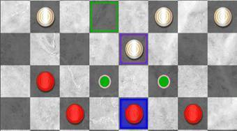 Checkers Classic | Online hra zdarma | Superhry.cz