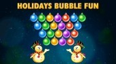 Holidays Bubble Fun