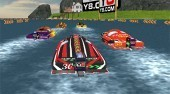 Speedboat Racing WebGL
