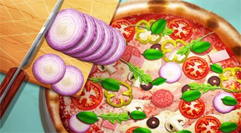 Pizza Realife Cooking | Online hra zdarma | Superhry.cz