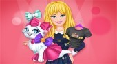 Barbie and Kitty Fashionista