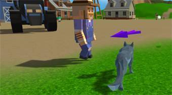 Wolf Simulator: Wild Animals 3D | Online hra zdarma | Superhry.cz