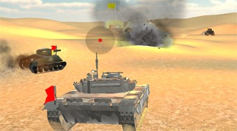 Tanks Battlefield 3D