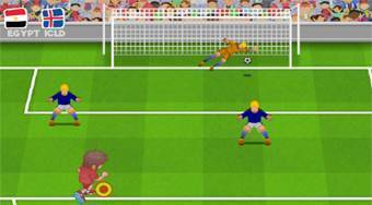 Drop Kick: World Cup 2018 | Online hra zdarma | Superhry.cz
