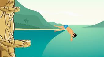 Cliff Diving | Online hra zdarma | Superhry.cz