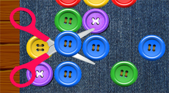 Buttons and Scissors | Online hra zdarma | Superhry.cz