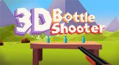 3D Bottle Shooter