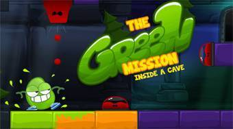 The Green Mission: Inside a Cave | Online hra zdarma | Superhry.cz
