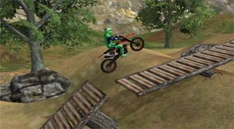 Bike Trials: Offroad 2 | Online hra zdarma | Superhry.cz