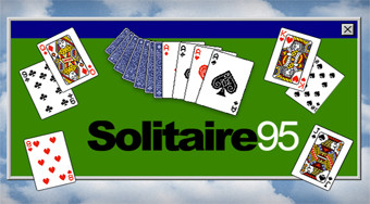 Solitaire 95 | Online hra zdarma | Superhry.cz