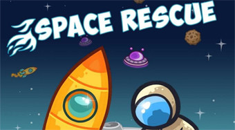 Space Rescue | Online hra zdarma | Superhry.cz