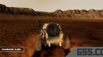Martian Driving | Online hra zdarma | Superhry.cz