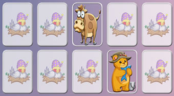 Animals Memory Game | Online hra zdarma | Superhry.cz