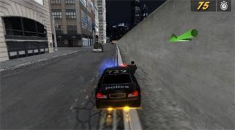Police Chase Simulator | Online hra zdarma | Superhry.cz