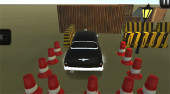 Classic Car Parking 3D