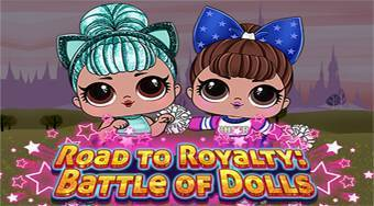 Road to Royalty: Battle of Dolls | Online hra zdarma | Superhry.cz