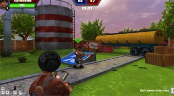 Airport Clash 3D | Online hra zdarma | Superhry.cz
