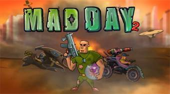 Mad Day 2 Special | Online hra zdarma | Superhry.cz