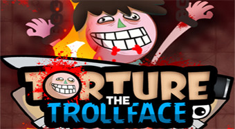 Torture the Trollface | Online hra zdarma | Superhry.cz
