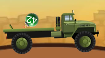 Bomber Truck | Online hra zdarma | Superhry.cz