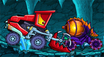 Car Eats Car Dungeon Adventure | Online hra zdarma | Superhry.cz