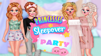 Princesses Sleepover Party