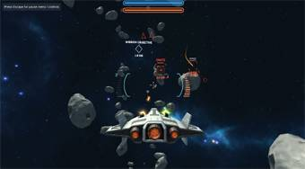 Space Fighter | Online hra zdarma | Superhry.cz