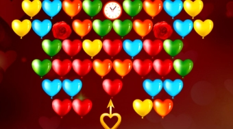 Bubble Shooter Valentines | Online hra zdarma | Superhry.cz
