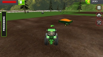 Real Tractor Farmer | Online hra zdarma | Superhry.cz